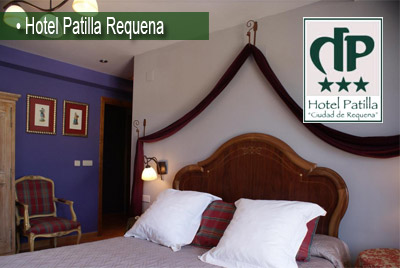 Hotel Patilla Requena